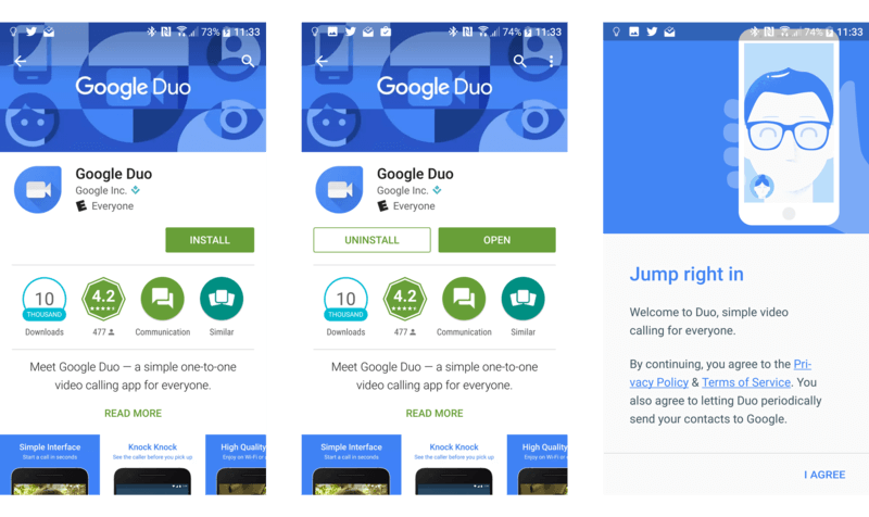 How to download Google Duo On Android